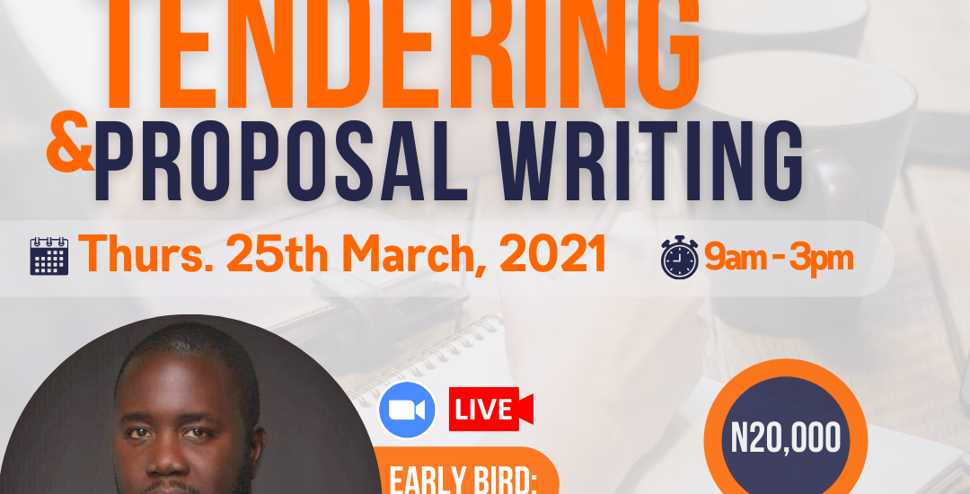 How to write winning tenders and proposals